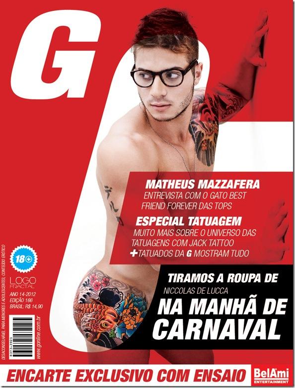 Novo Ensaio Para A Revista G Magazine A Edicao Do Mes De Marco 2012