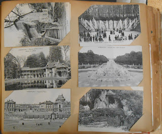 Postcards from Conrad Snow's Membook