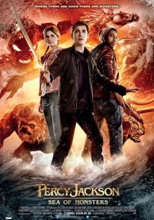 Sinopsis Film Percy Jackson Sea of Monsters