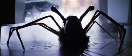 Head spider in The Thing