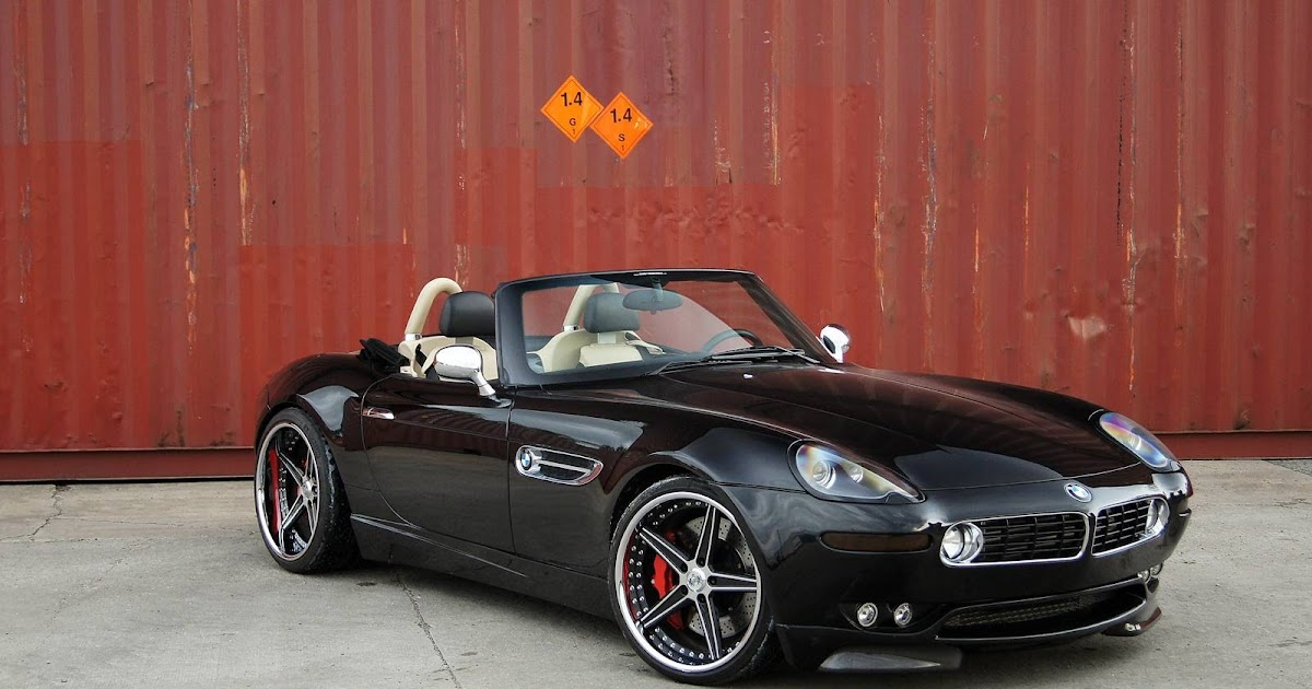 All Cars Nz Bmw Z8 By G Power