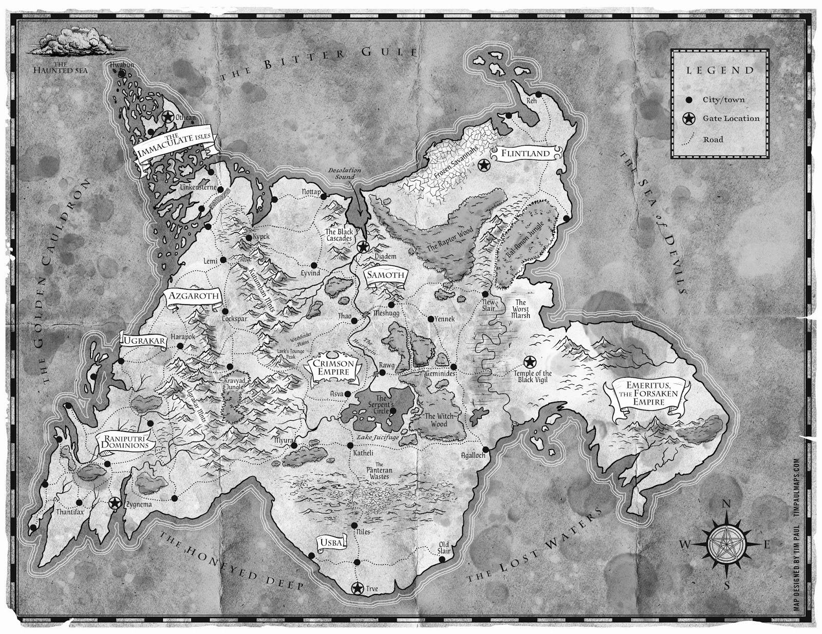 A fantasy reader index of maps speculative world map the seven kingdoms all of asoiaf the free cities a song of ice and fire a game of thrones a clash of kings gumiabroncs Gallery