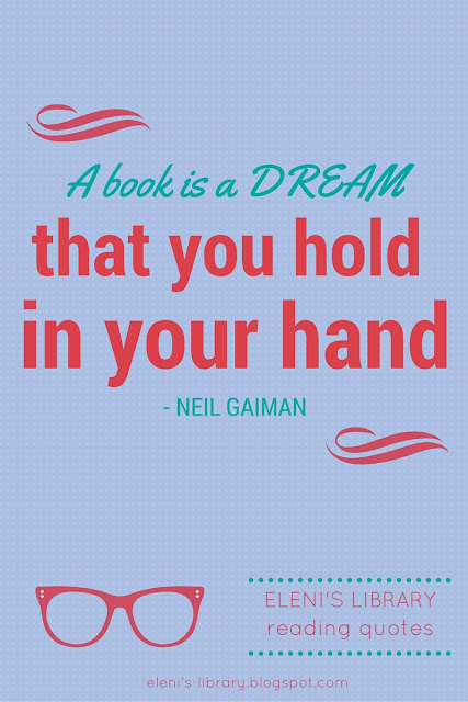 A book is a dream that you hold in your hand. Neil Gaiman. Reading Quote