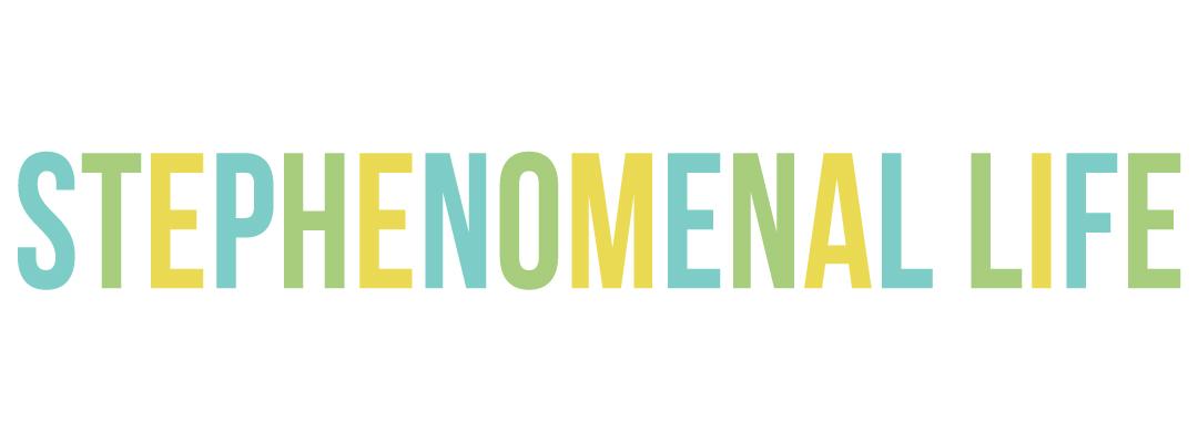 stephenomenal life