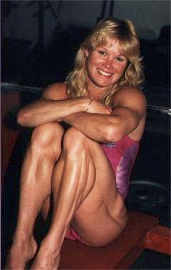 Wendy Jeal calves