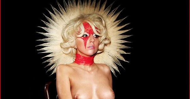 Thanks for Nude tube lady gaga have