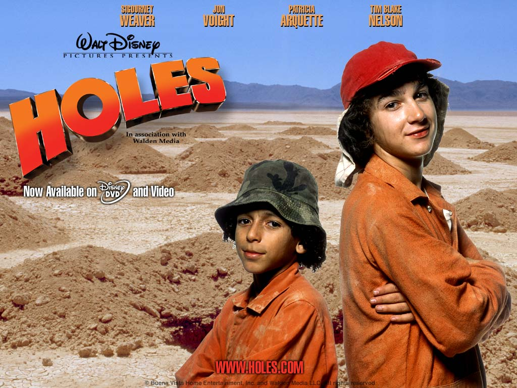 holes stanleys character Browse through and read or take thousands of stanley yelnat stories, quizzes digging for character stanleys best friend has changed since he left.