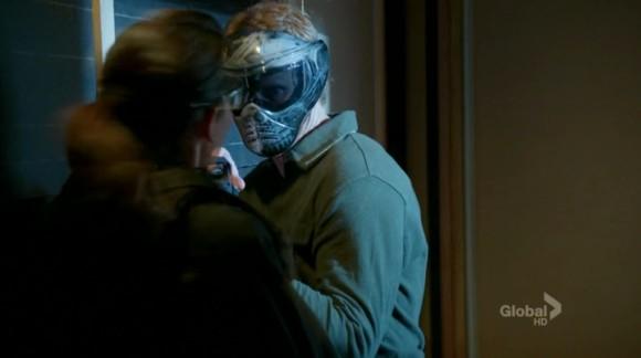 Callen, Sam, Kensi and Deeks work undercover as an elite tactical