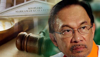 Tidak mengaku salah lakukan penerbitan menghasut kes liwat Anwar Ibrahim