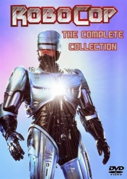 Trilogia RoboCop  Dublado  DVDRip AVI Dual Áudio + RMVB