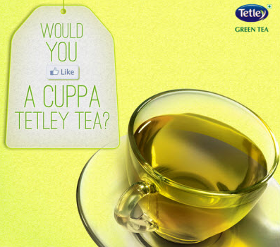 Free tata Green Tea