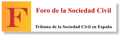 Foro de la Sociedad Civil