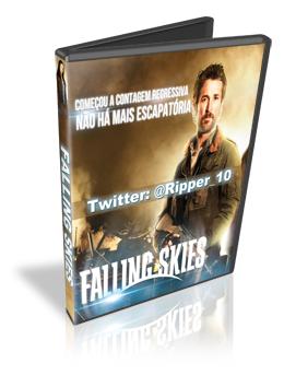 Download Falling Skies 09e10º episódio 1ª temporada 09e10 Mutiny e Eight Hours 2011 HDTV RMVB Legendado