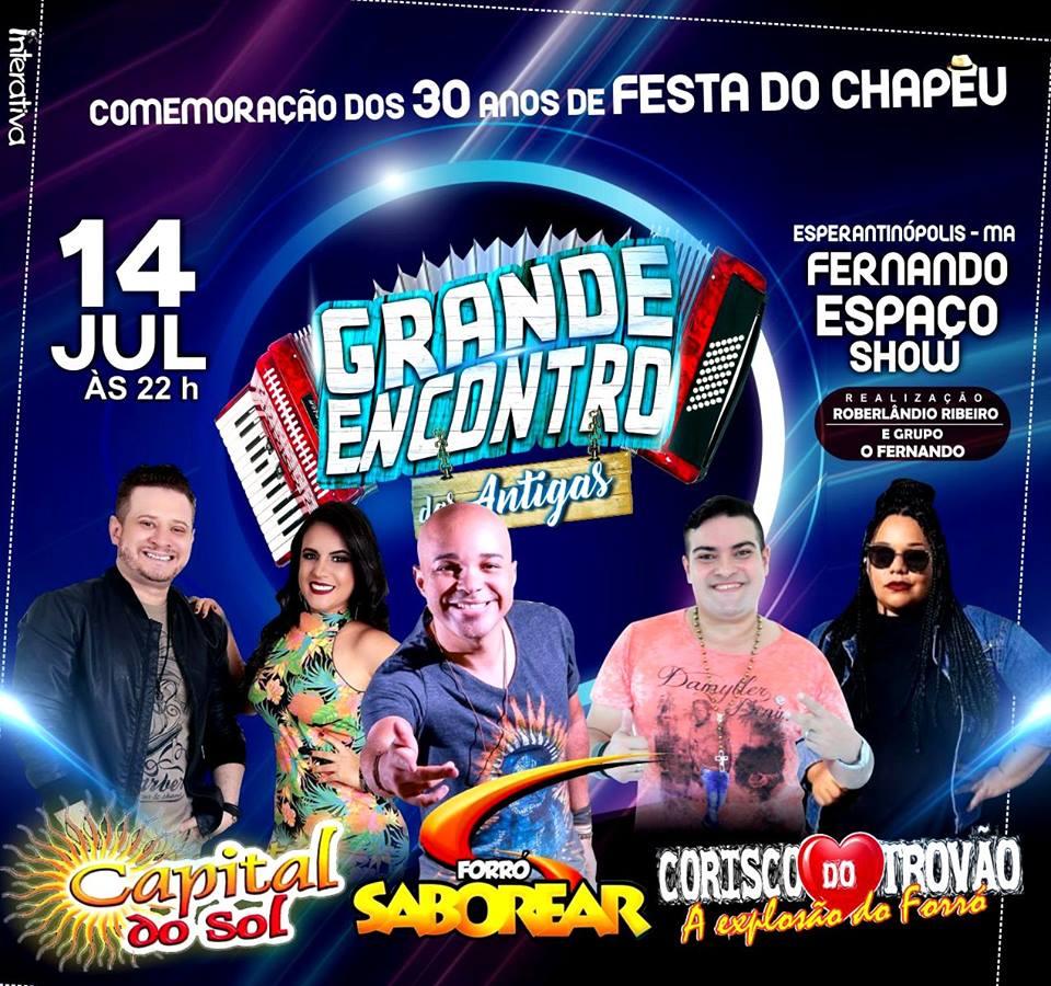 14 de julho em Esperantinópolis-MA