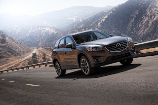 Reworked 2016 CX-5 a cut above previous versions
