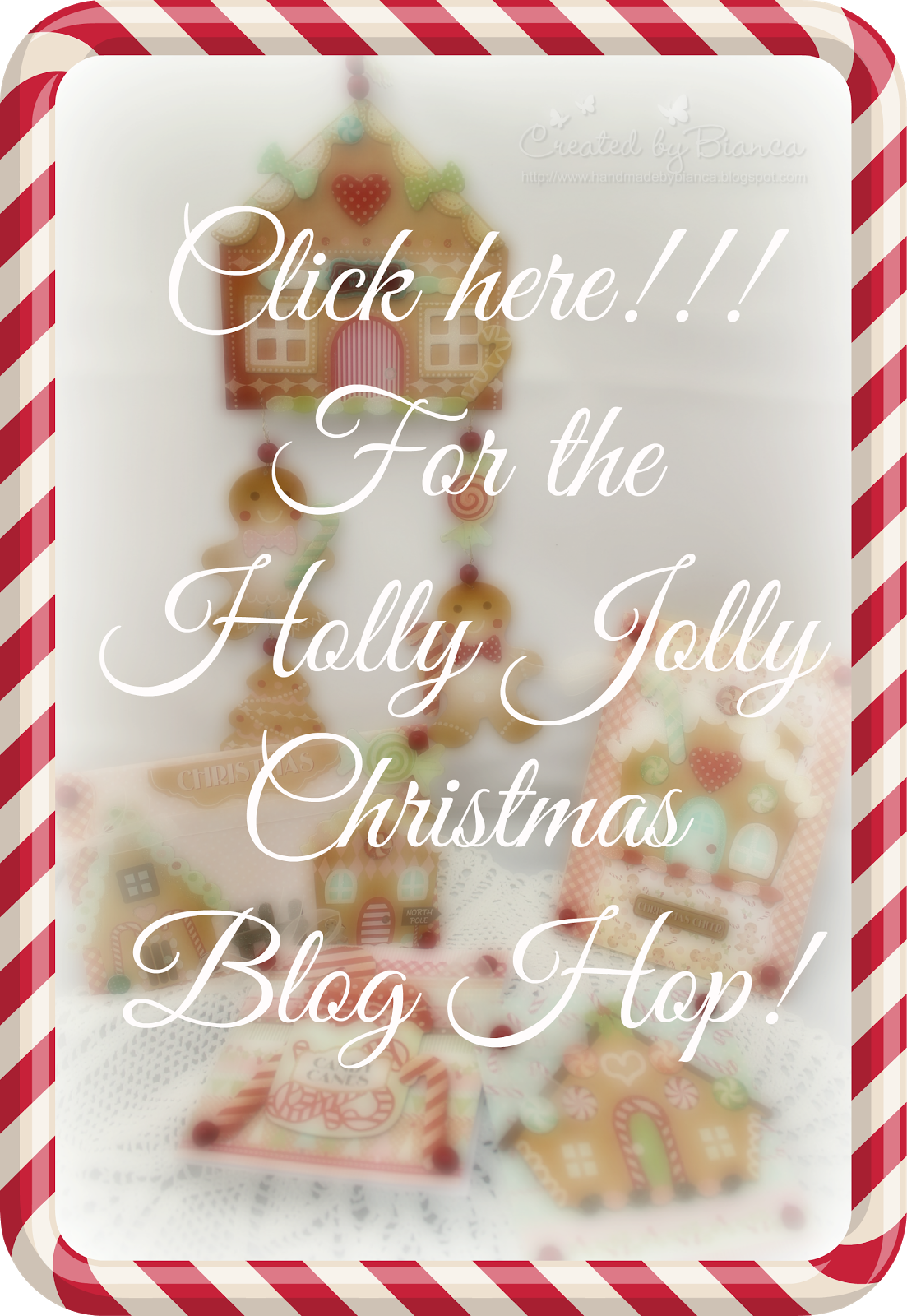 This way to the Holly Jolly Blog Hop!