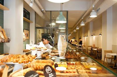 Panadería Santagloria