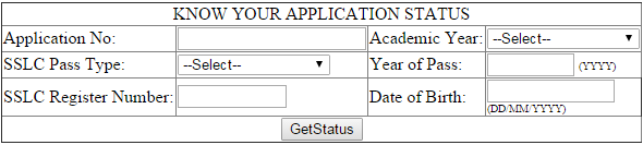 How to Check the Karnataka or karepass Scholarship Application Status