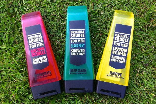 Original Source vegan shower gel