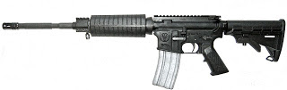 GR-15 tactical rifle