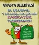 Amasya Belediyesi 6.Ulusal 1.Uluslararası Karikatür Yarışması KAZANANLAR