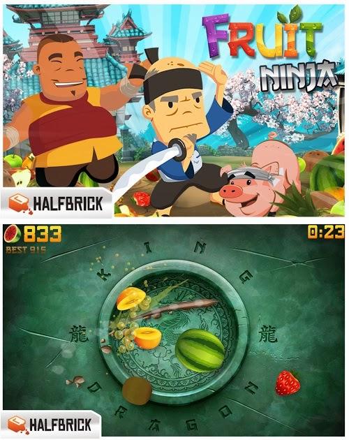 Fruit Ninja APK,Full Version