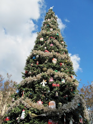 California Adventure Christmas