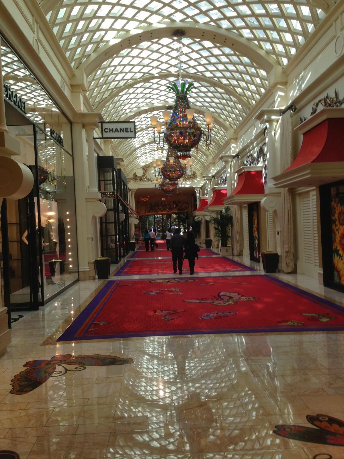 Wynns Las Vegas Esplanade