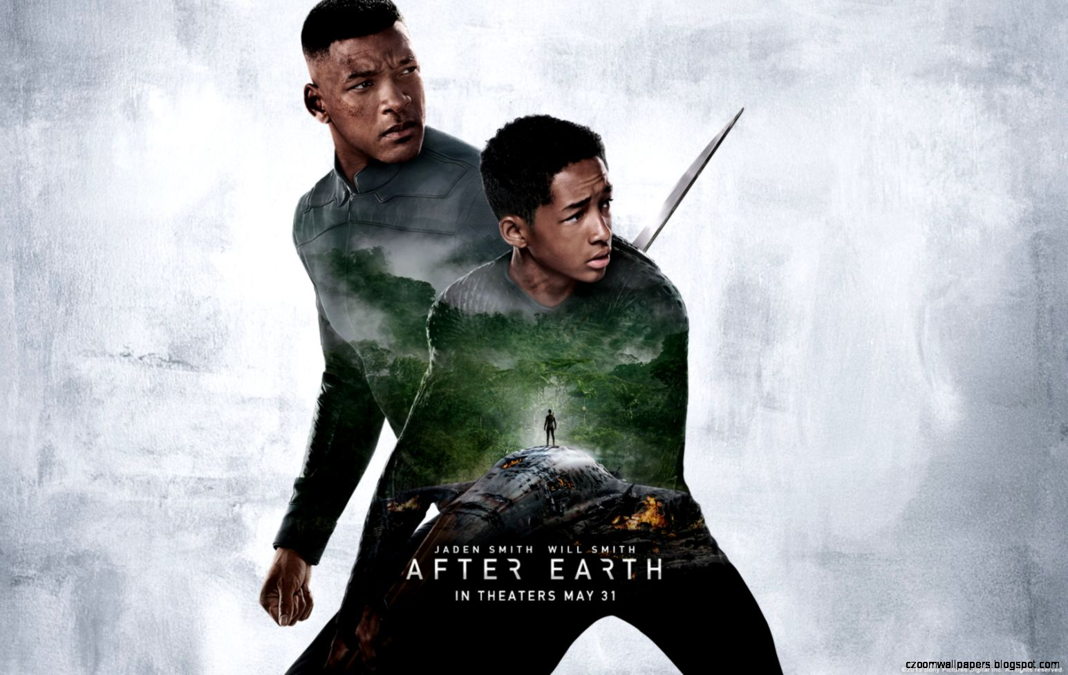 Movie with Will Smith and His Son
