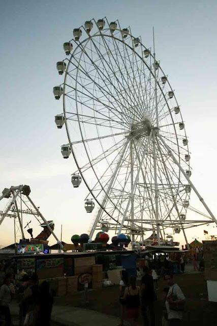 Sky Eye at Sky Fun Amusement Park at Sky Ranch Tagaytay