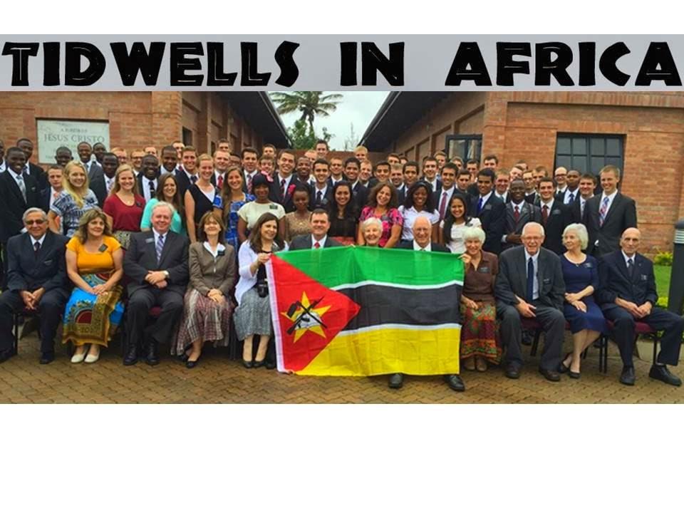 Tidwell's in Africa