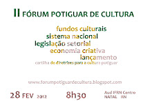 II Fórum Potiguar de Cultura