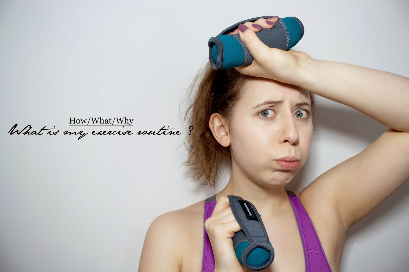 HOW/WHAT/WHY : WHAT'S MY EXERCISE ROUTINE + COMPANY STYLE BLOGGER AWARDS 2014