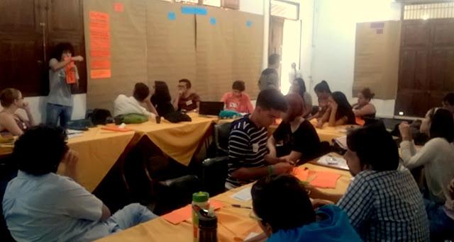 Mincultura realiza 1er. Taller ¡Claves Alharaca! en Cúcuta-Colombia « fotos ☼ video - CúcutaNOTICIAS
