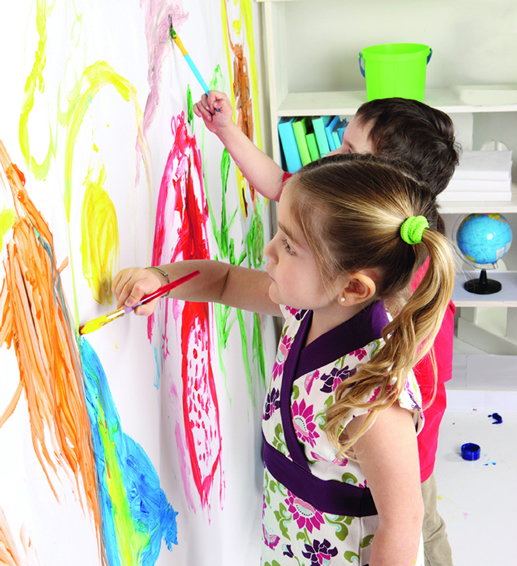 Classroom Painting Ideas ~ School paints inks and dyes free painting activities for