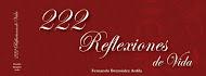 222 REFLEXIONES DE VIDA