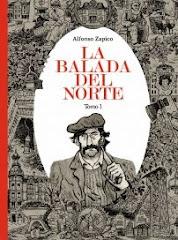 Un cómic: 'La balada del norte Tomo 1' de Alfonso Zapico