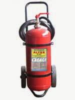 jual alat pemadam kebakaran api Besar dengan trolley merek Altek ,tabung pemadam dengan berbagai macam-macam ukuran mulai dari 12 kg, 20 kg ,25 kg ,30 kg ,40 kg, 50 kg , 60 kg , 70 kg, 80 kg dengan isi Powder harga murah portable
