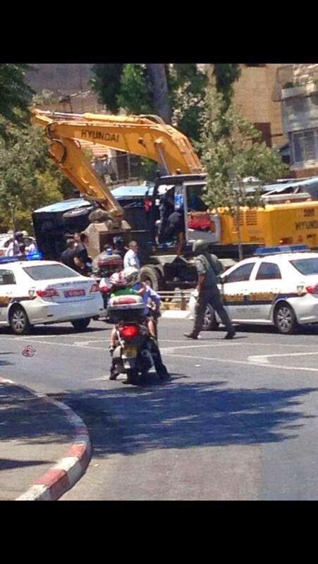 فلسطيني شريف لم يستحمل مجازر اليهود في غزة