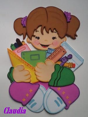 Niños para decorar cuaderno
