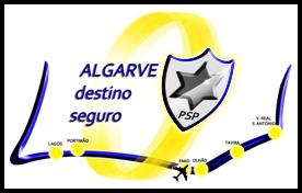 ALGARVE DESTINO SEGURO