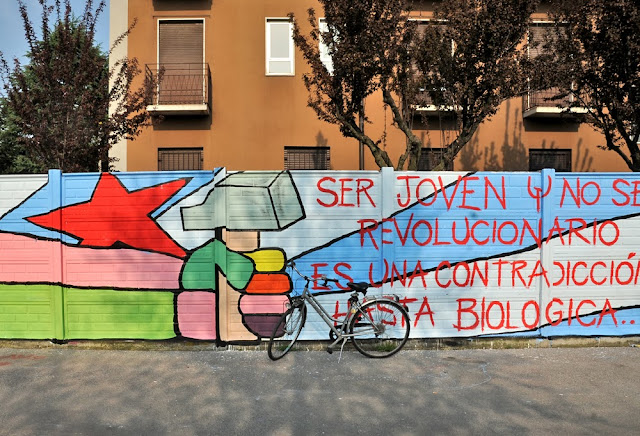 graffiti a milano