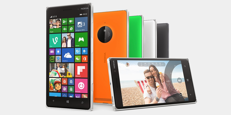 Nokia Lumia 830 Announced
