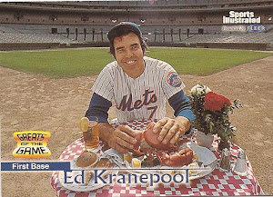 Feast On Bizarro Baseball Cards