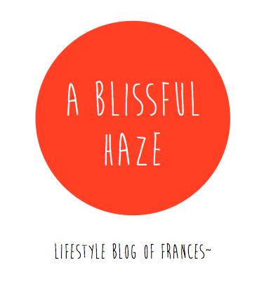 a blissful haze