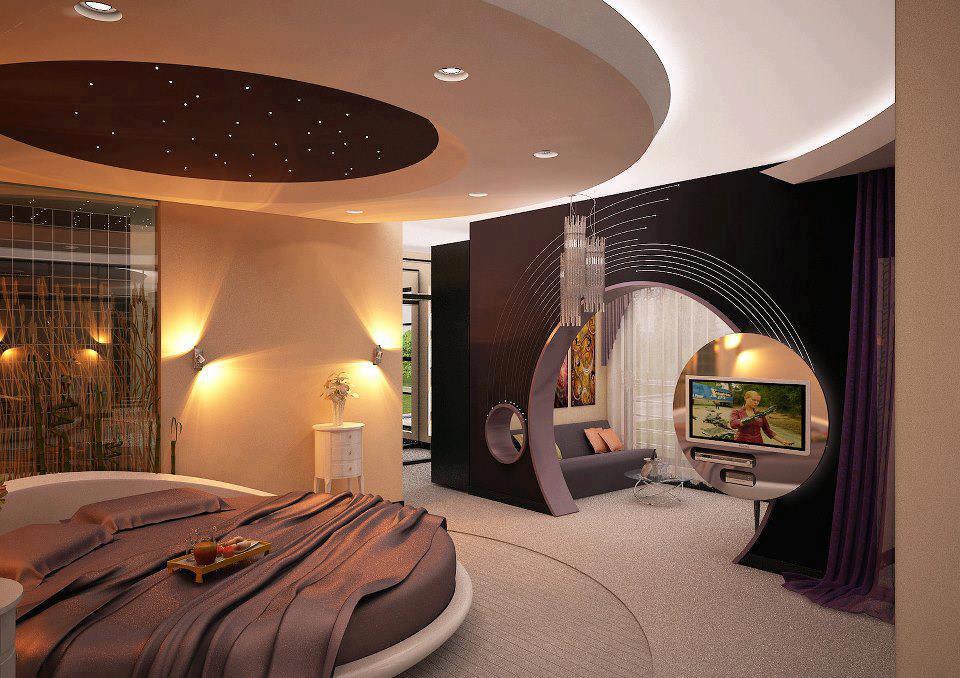 12 quartos de luxo decorados decora o e ideias for Chambre ultra design