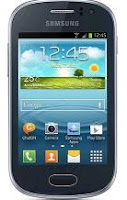 Samsung Galaxy Fame DUOS Blue