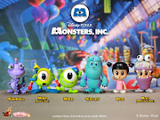 Hottoys Cosbaby Monster INC. Posted by Thean Lean Corleone at 1:43 AM