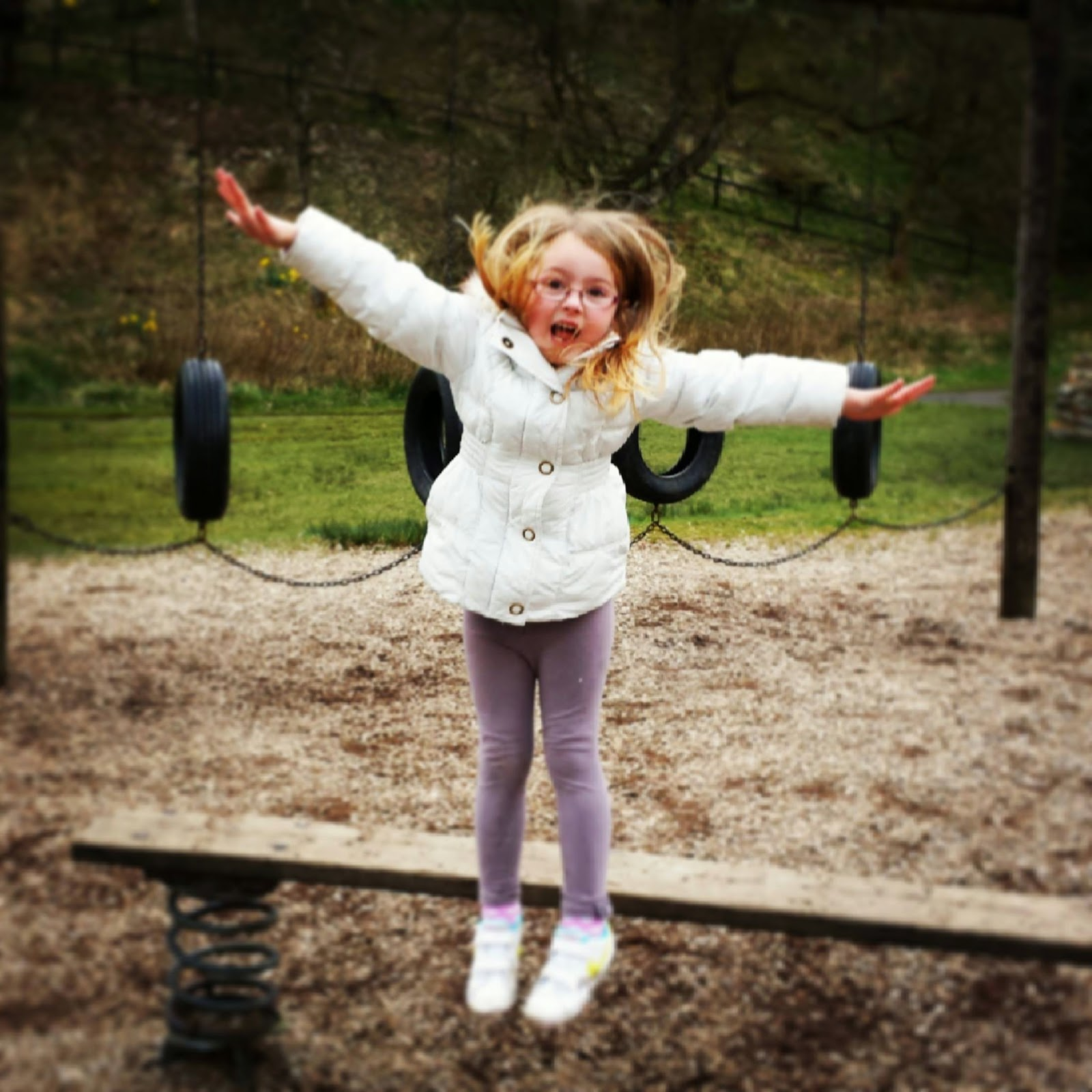 Fun at Kielder Park