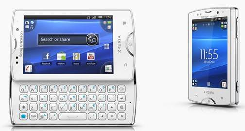 Price of Sony Ericsson Xperia mini Pro